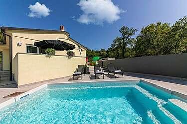 Casa Soleil — Rakalj, Marčana, East Coast of Istria (Holiday home) - Swimming Pool