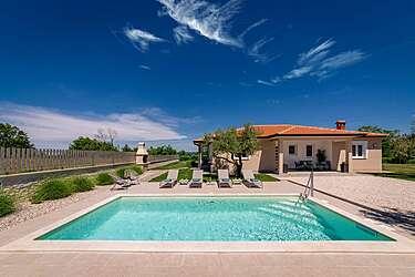 Villa Olea Visinada — Crklada, Vižinada (Villa met zwembad) - Zwembad