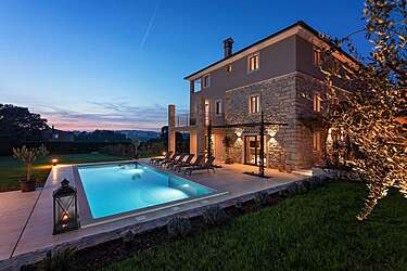 Villa San Martino — Sošići, Rovinj (Villa with pool) - Exterier
