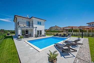 Villa Grazio — Barbići, Poreč (Villa with pool) - Swimming Pool
