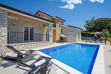 Villa Simic — Jasenovica, Poreč (Vila sa bazenom) - Bazen